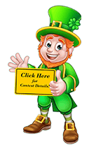 Click here for more info on our Leprechaun Contest!